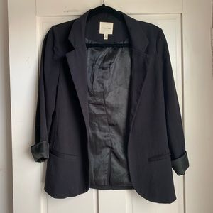 Urban Outfitters (Silence & Noise) Open Blazer
